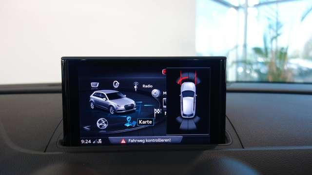 Audi A3 Sportback 1.6 TDI Navi Plus PDC vo&hi Sitzhzg GRA