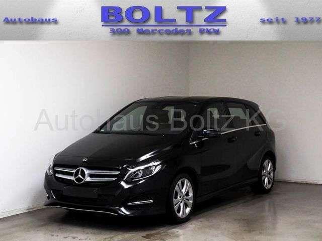 Mercedes-Benz B 220 2018 Benzine