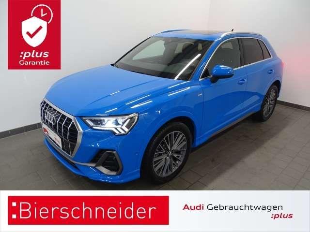 Audi Q3 45 TFSI qu. tronic S line 419,- Leasing* MATRIX B&