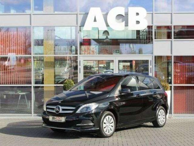 Mercedes-Benz B Electric Drive 2017 Elektrisch