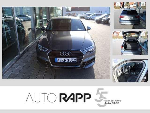 Audi A3 Sportback - EU-Fahrzeug - 1.5 35 TFSI OPF s-tro