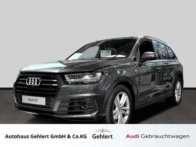 Audi Q7 50 TDI quattro S line 7-Sitzer LED Navi StandHZG e
