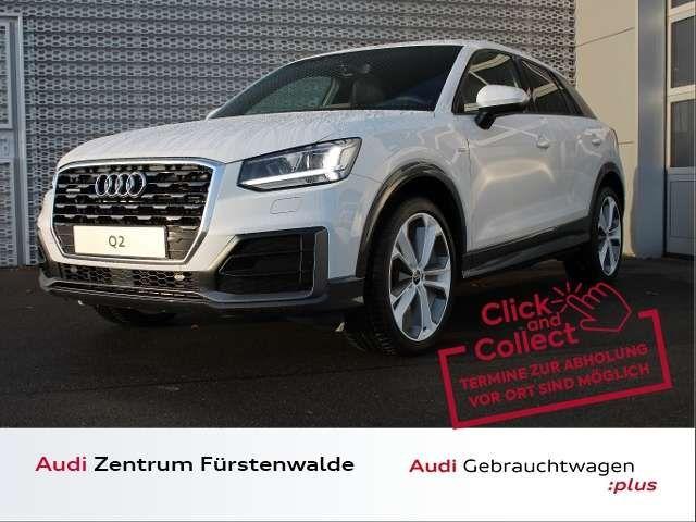 Audi Q2 40 TFSI sport qu.Stronic S line LED NAVI