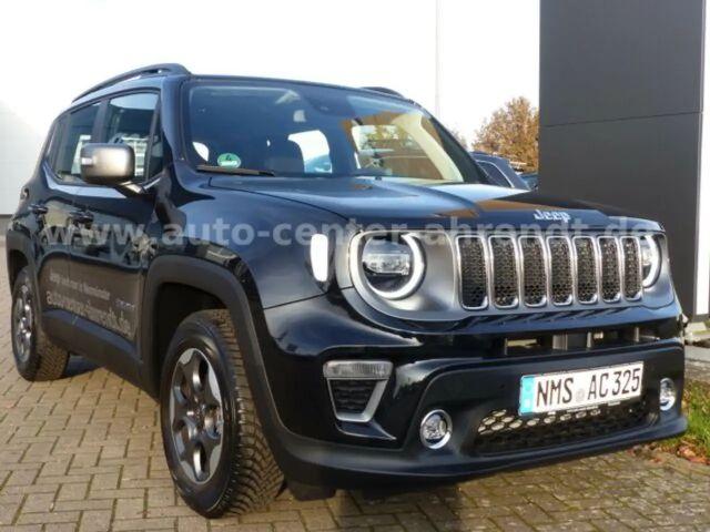 Jeep Renegade 2019 Benzine