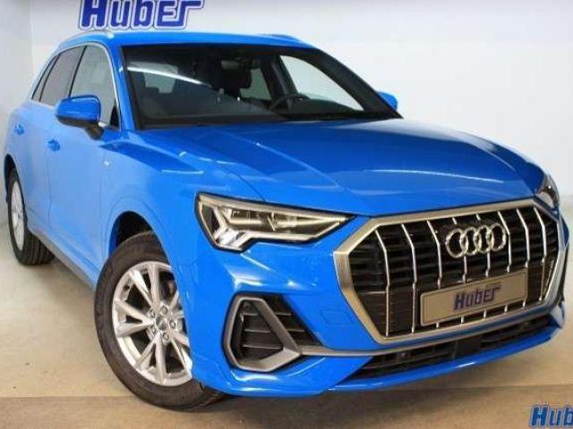 Audi Q3 S line 35 TFSI S-tronic Virtual C. LED Navi