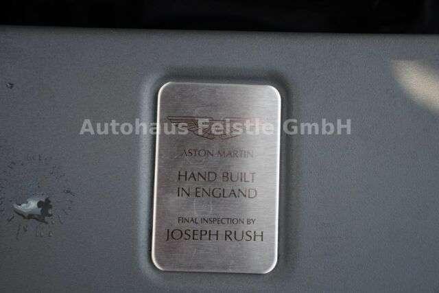 Aston Martin Vantage V12 S Sportshift 1.Hand Scheckheft