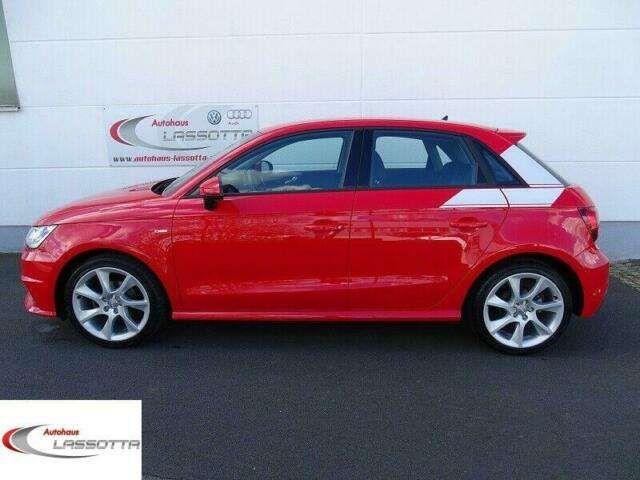 Audi A1 Sportback 1.0 TFSI S Line Admired
