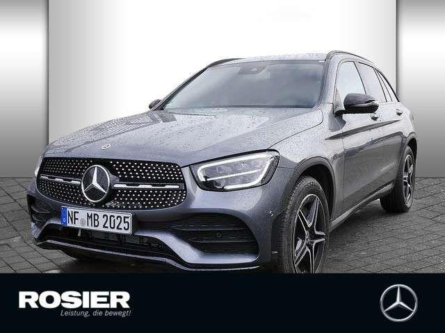 Mercedes-Benz GLC 300 2020 Benzine