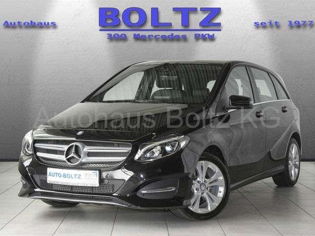 Mercedes-Benz B 200 2017 Benzine