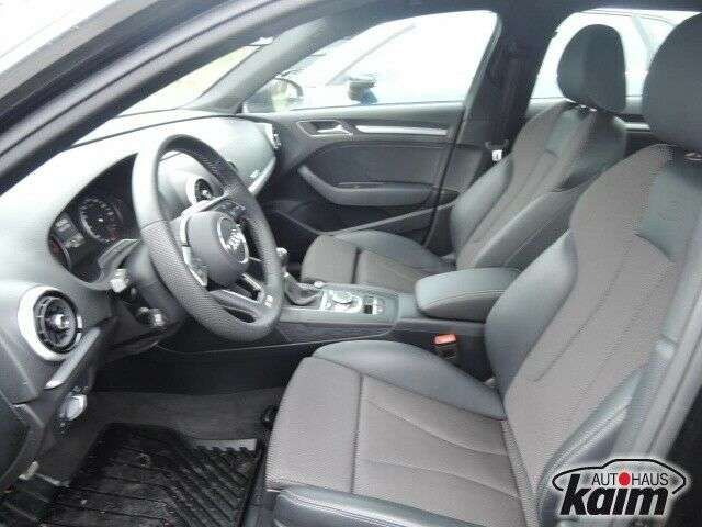 Audi A3 Sportback sport 30 TDI S-line Sportpaket LED