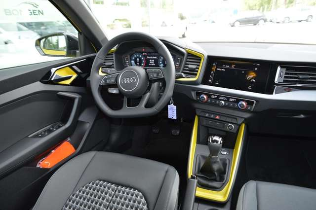 Audi A1 edition one 30 TFSI Sportback LED Sitzhzg PDC