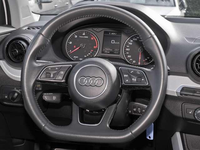 Audi Q2 design 1.6 TDI Sitzh PDC Bluetooth