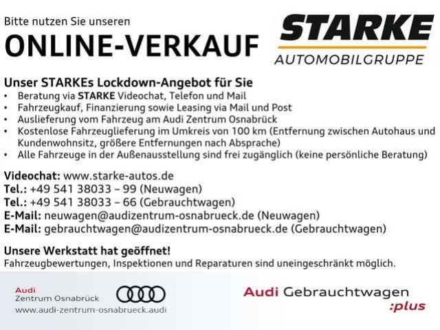 Audi Q5 55 TFSI e S tronic quattro S line AHK ACC Navi Vi
