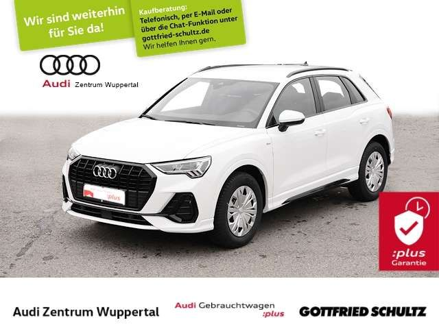 Audi Q3 1.5TFSI LEDER DAB VIRTUAL LED LANE NAV S-LINE P S