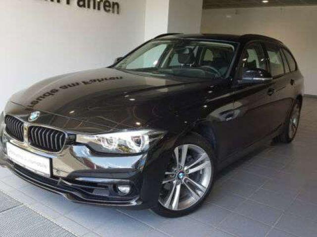 BMW 320 2018 Benzine