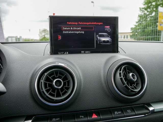 Audi A3 Limousine 1.0 TFSI KLIMA PDC SHZ NAVI EU6