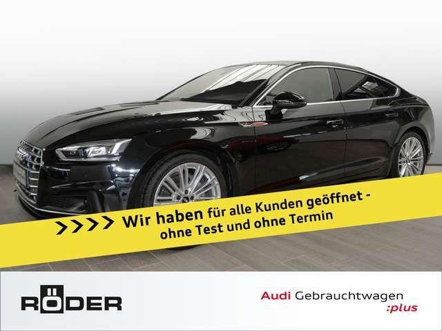 Audi A5 Sportback S line 40 TDI S tronic Navi plus,LED,