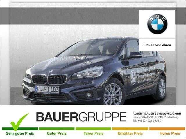 BMW 216 2018 Diesel