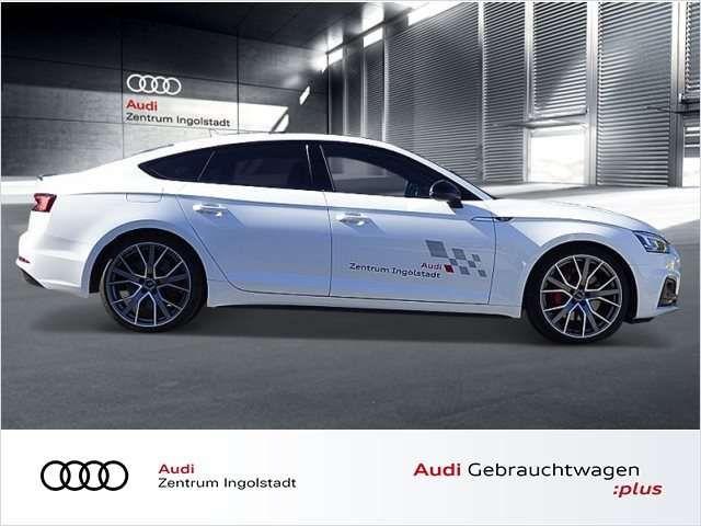Audi A5 Sportback 50 TDI qu 3x Sline Black Ext. Sport