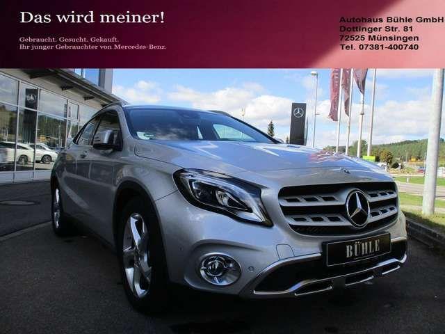 Mercedes-Benz GLA 180 2018 Benzine