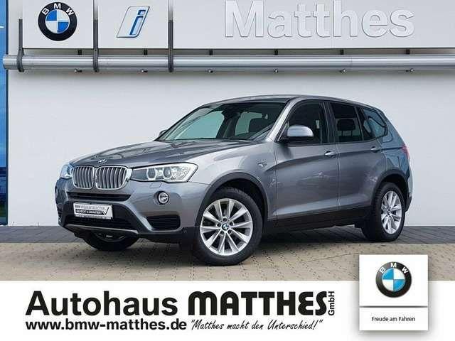 BMW X3 2017 Diesel