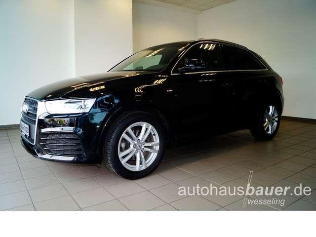 Audi Q3 S line 2.0 TDI quattro S-tronic * Technoloy Select