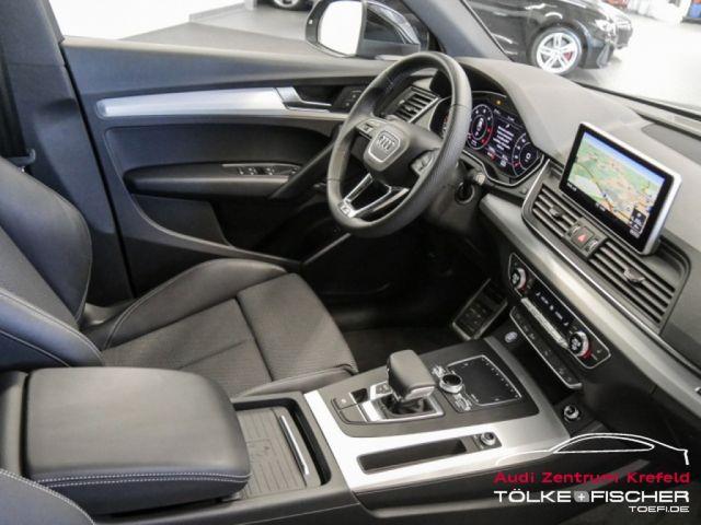 Audi Q5 40 TDI S line quat./S tronic Sportpaket Navi