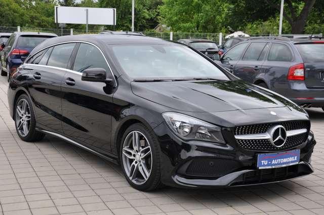 Mercedes-Benz CLA 220 2017 Benzine