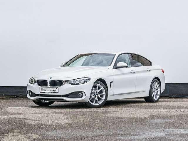 BMW 420 2017 Benzine