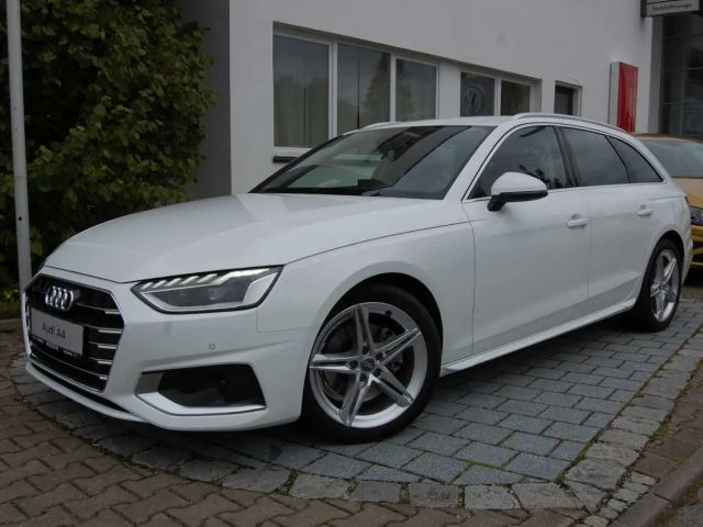 Audi A4 Avant 35 TFSI S-tr. advanced - Navi+*Sthzg*LED*Led