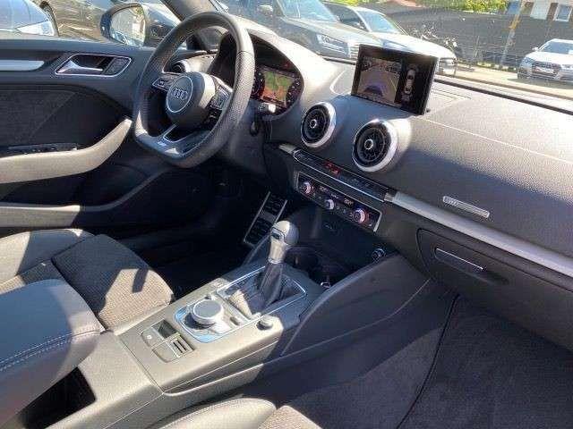 Audi A3 Limousine 35 TFSI 2x S-line Navi Pano Optik-P