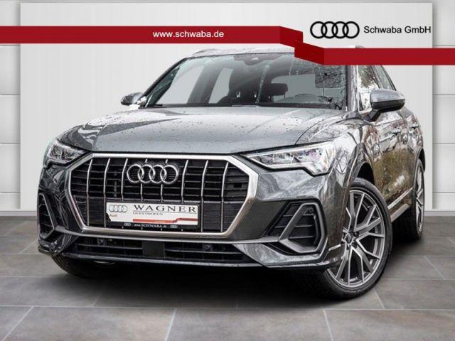 """Audi Q3 S line 35 TFSI S tronic *VIRTUAL*LED*AHK*20""""*"""