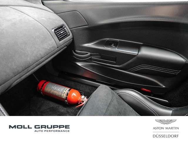Aston Martin Vantage GT8 Quantum Silver Titanium Exhaust